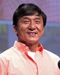 Jackie Chan - Alþjóðlegur vinningshafi TOYP 1988
