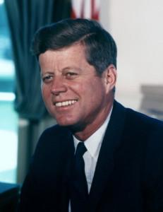 John F. Kennedy - Alþjóðlegur vinningshafi TOYP 1946