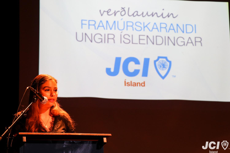 Verðlaunaafhending Framúrskarandi ungir Íslendingar 2019